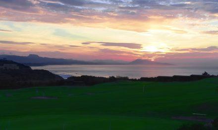 Golf à Biarritz