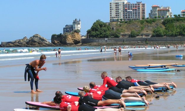 Jo Moraiz Surf School – SINCE 1966