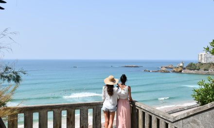 Les points de vue ultra photogéniques de Biarritz