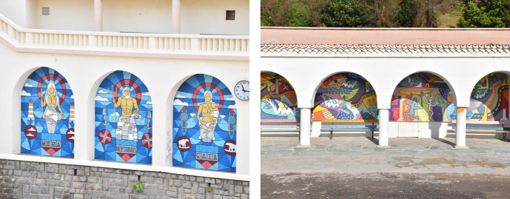 fresques Biarritz