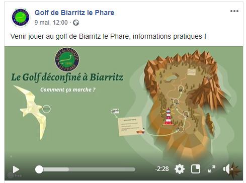 Golf de Biarritz Le Phare