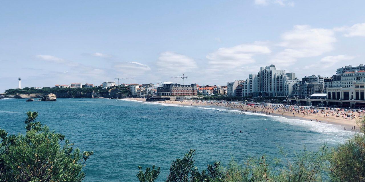 Anecdotes sur les plages de Biarritz