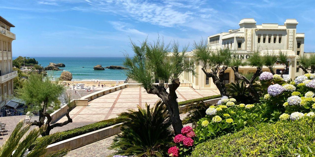 Biarritz en mode slow